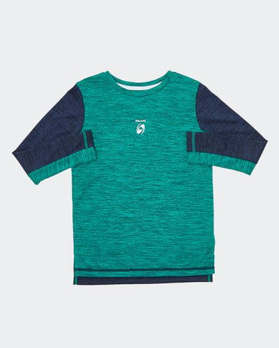 Boys Rugby Long-Sleeved Poly Top (4-14 years)