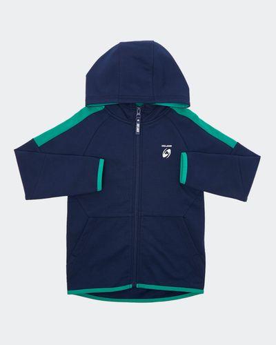 Boys Rugby Fleece Zip-Through (4-14 years)