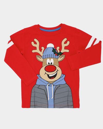 Classic Rudolph T-Shirt (3-14 years)