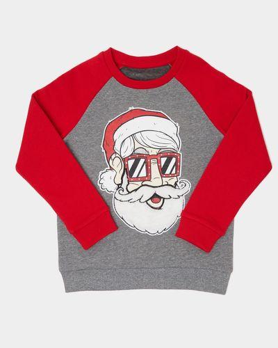 Christmas Crew-Neck Sweatshirt (2-14 years)