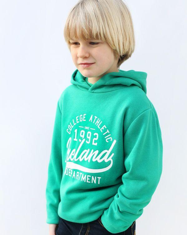 Boys Ireland Hoodie (3-14 years)