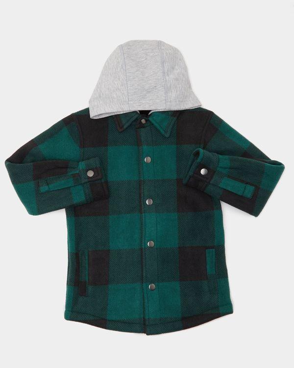 Boys Fleece Shirt (2-7 years)
