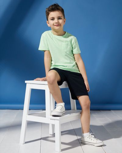 Boys Fleece Short (2-14 years)