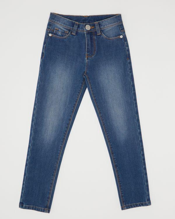 Boys Five Pocket Denim Jeans (3-14 years)