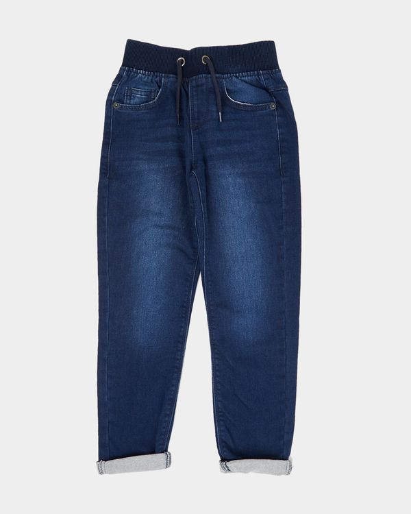 Boys Pull Up Jeans (2-10 years)