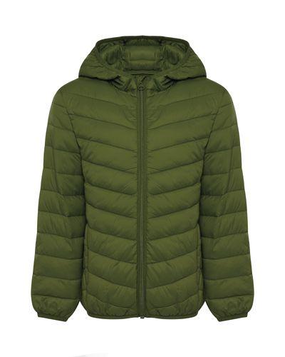 Boys Hooded Superlight Jacket (3-14 years) thumbnail