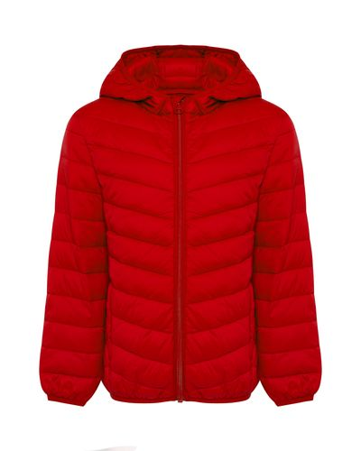 Boys Hooded Superlight Jacket (3-14 years) thumbnail