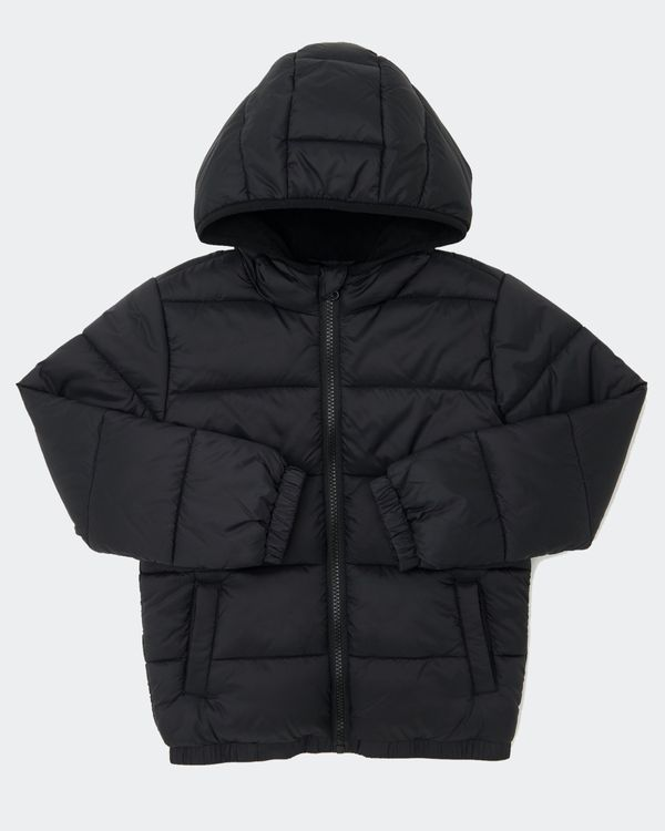 Boys Padded Jacket (2-14 years)