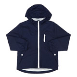 navy Boys Rain Jacket