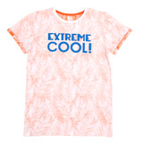 orange Boys Extreme Cool T-Shirt
