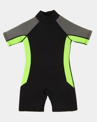 Boys Wetsuit (3-14 years)
