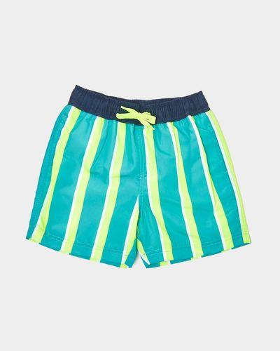 Boys Printed Swim Shorts (3-14 years) thumbnail