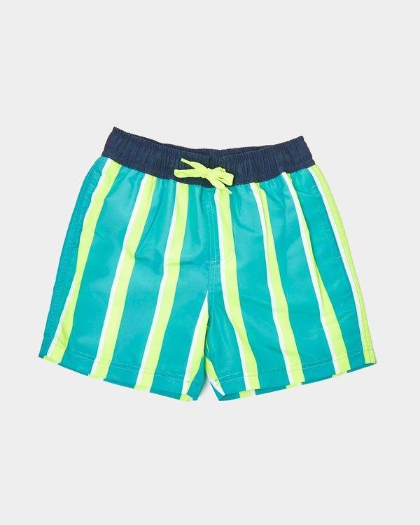Boys Printed Swim Shorts (3-14 years)