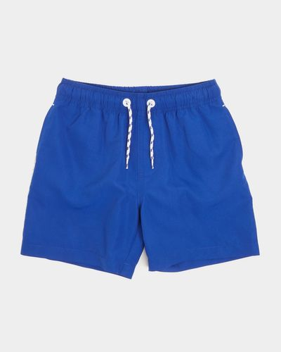 Boys Plain Swim Shorts (3-14 years) thumbnail