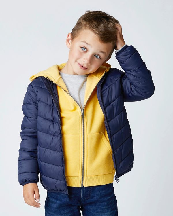 Boys Zip Through Hoodie (3-14 years)