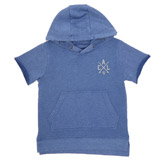 denim Boys Hooded Sweatshirt