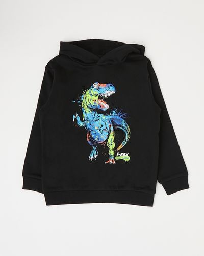 Boys Over The Head Print Hoodie (3-14 years) thumbnail