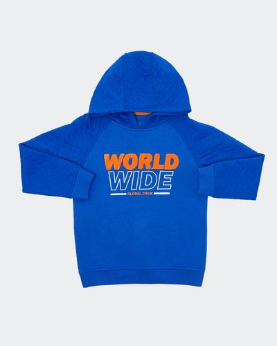 Boys Quilted Hoodie (3-10 years)