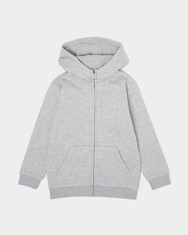 Zip Through Hoodie (2-14 Years)