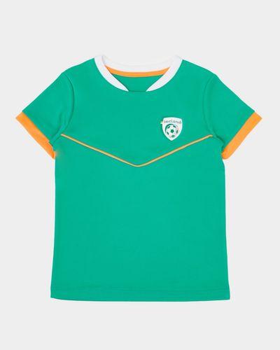 Children's Football T-Shirt (3-13 years) thumbnail
