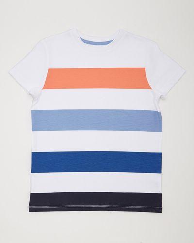 c8491b8b Boys Fashion Stripe T-Shirt (3-14 years) ...