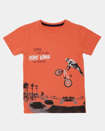 Boys Styled T-Shirt (4-14 years)