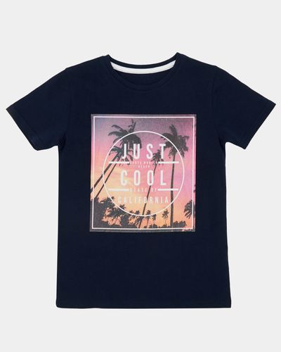 Boys Styled T-Shirt (3-14 years)