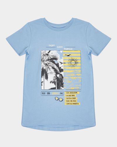 Boys Fashion T-Shirt (3-13 years)