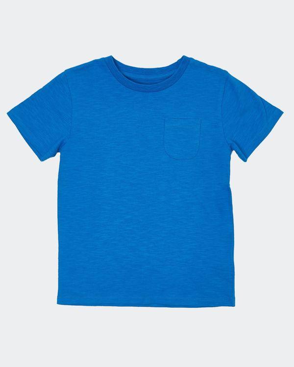 Boys Slub T-Shirt (2-14 Years)