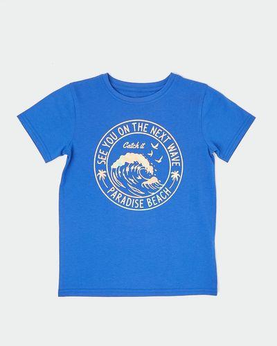 Boys Styled T-Shirt (2-14 Years) thumbnail
