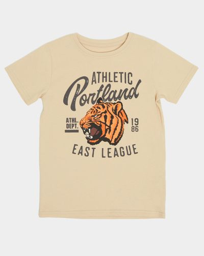 Boys Styled T-Shirt (2-14 Years) thumbnail