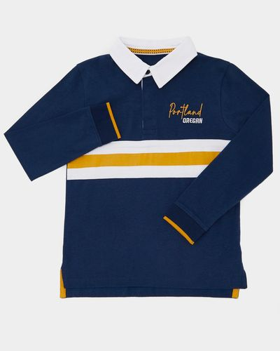 Boys Rugby Top (3-10 years)