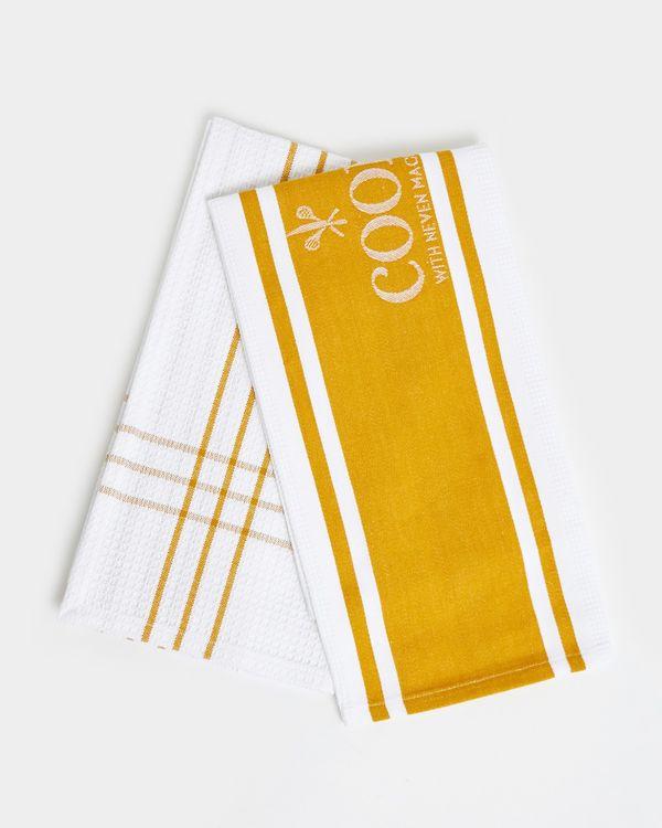Neven Maguire Tea Towel - Pack Of 2