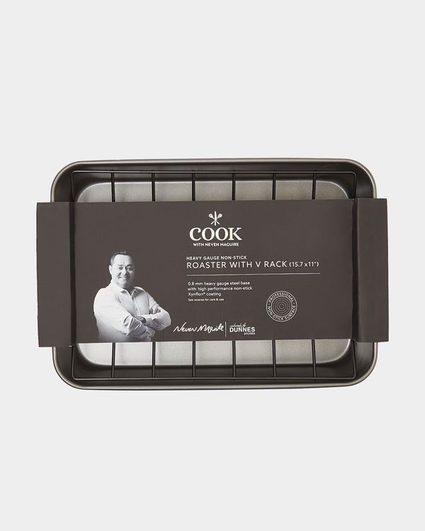 Neven Maguire Roaster With V Rack
