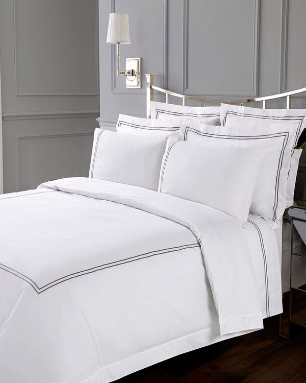 Francis Brennan the Collection Double Stripe Duvet Cover