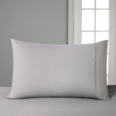 Francis Brennan the Collection King Grey Housewife Pillowcase