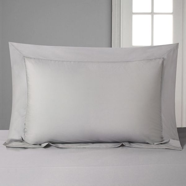 Francis Brennan the Collection Grey King Oxford Pillowcase