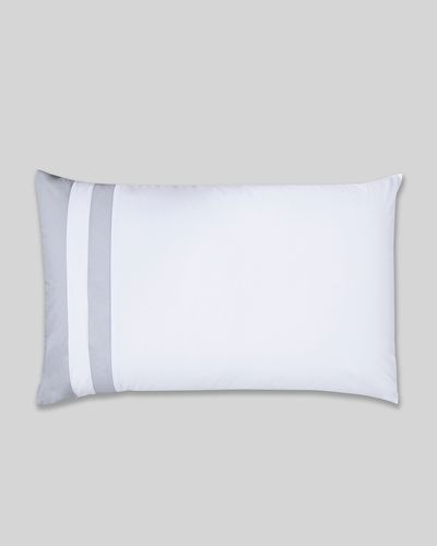 Francis Brennan the Collection Contrast Housewife Pillowcase