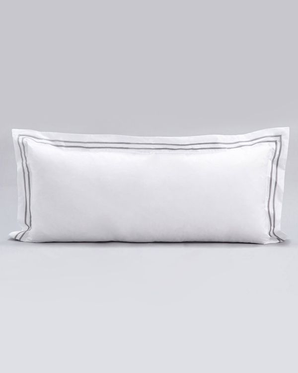Francis Brennan the Collection Double Stripe Bolster Cushion