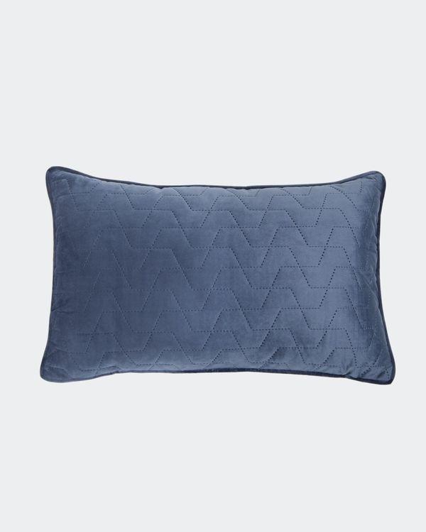 Francis Brennan the Collection Prague Velvet Boudoir Cushion