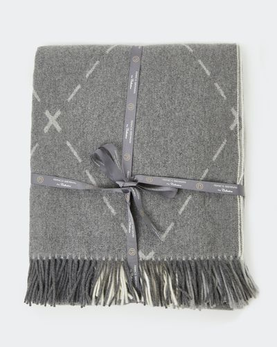 Francis Brennan the Collection Stripe Throw