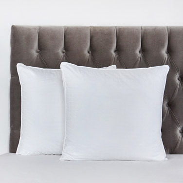 Francis Brennan the Collection Euro Luxury Square Pillow