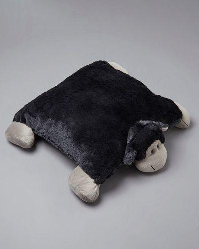 Francis Brennan the Collection Black Sheep Floor Cushion
