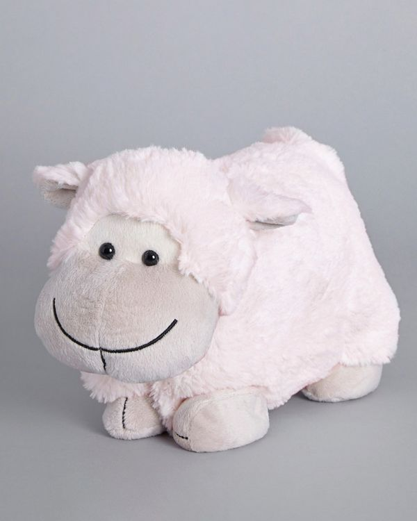 Francis Brennan the Collection Blush Sheep Toy