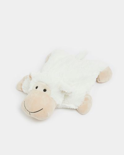 Francis Brennan the Collection Ivory Sheep Hot Water Bottle