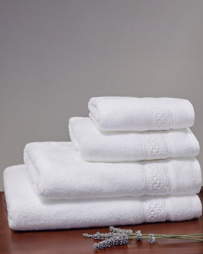 Francis Brennan the Collection Lace Design Towel