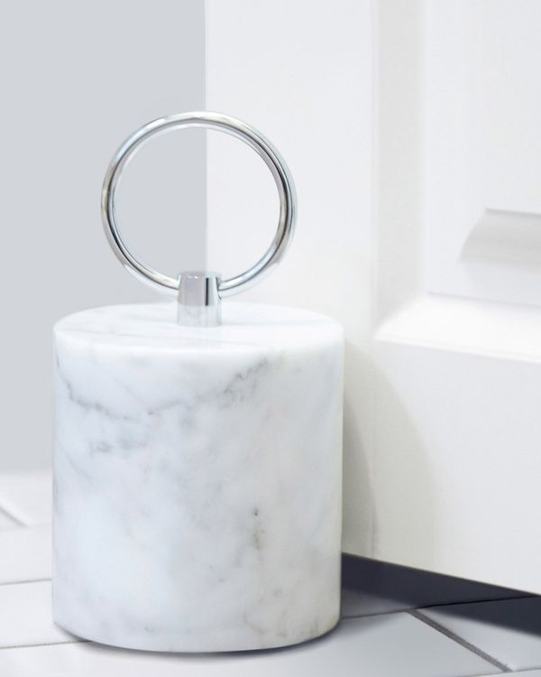 Francis Brennan the Collection Italian Marble Door Stop