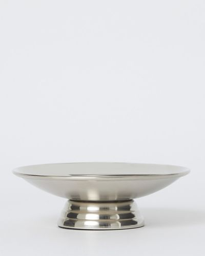 Francis Brennan the Collection Chrome Soap Dish
