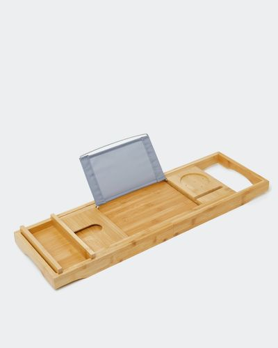 Francis Brennan the Collection Bamboo Bath Caddy thumbnail