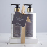 grey Francis Brennan the Collection Florilege Hand Wash And Lotion Set